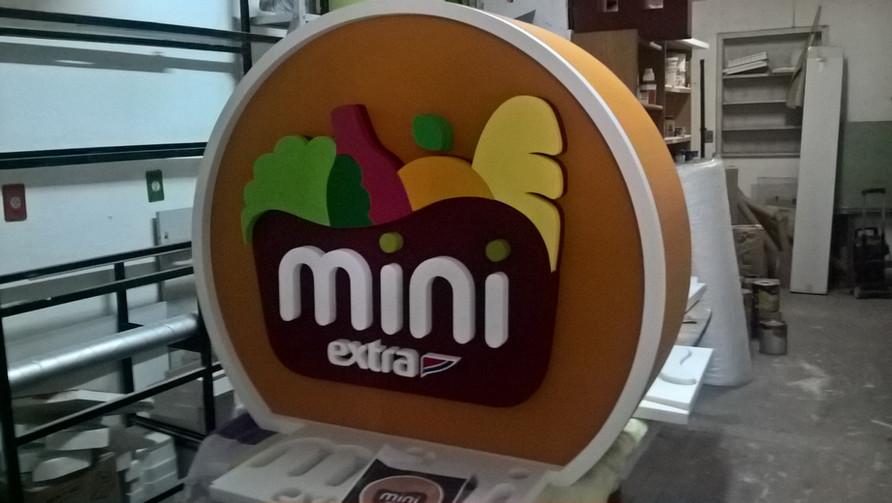 Logotipo em 3D