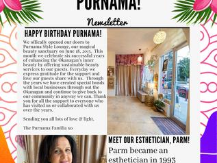 Feliz Cumpleaños Purnama!