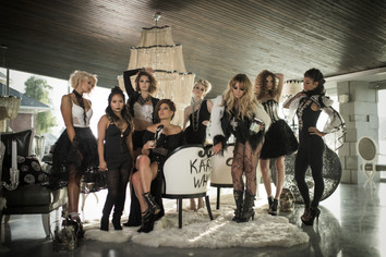 The Last Glam Rock Supper