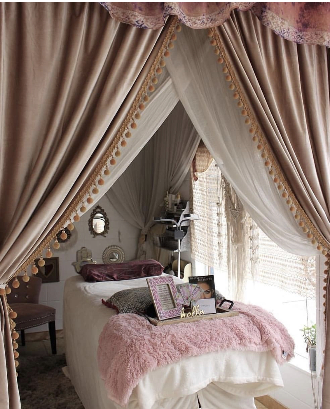 The Beauty Charmer Tent
