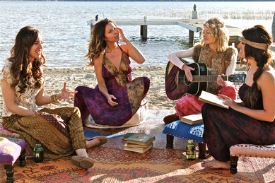 We've Got A Gypsy Soul To Blame