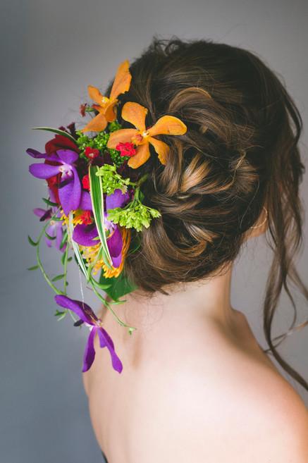 Passionate Blooms