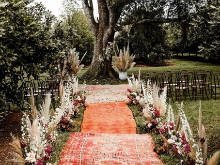 An A to Z Guide to Wedding Details