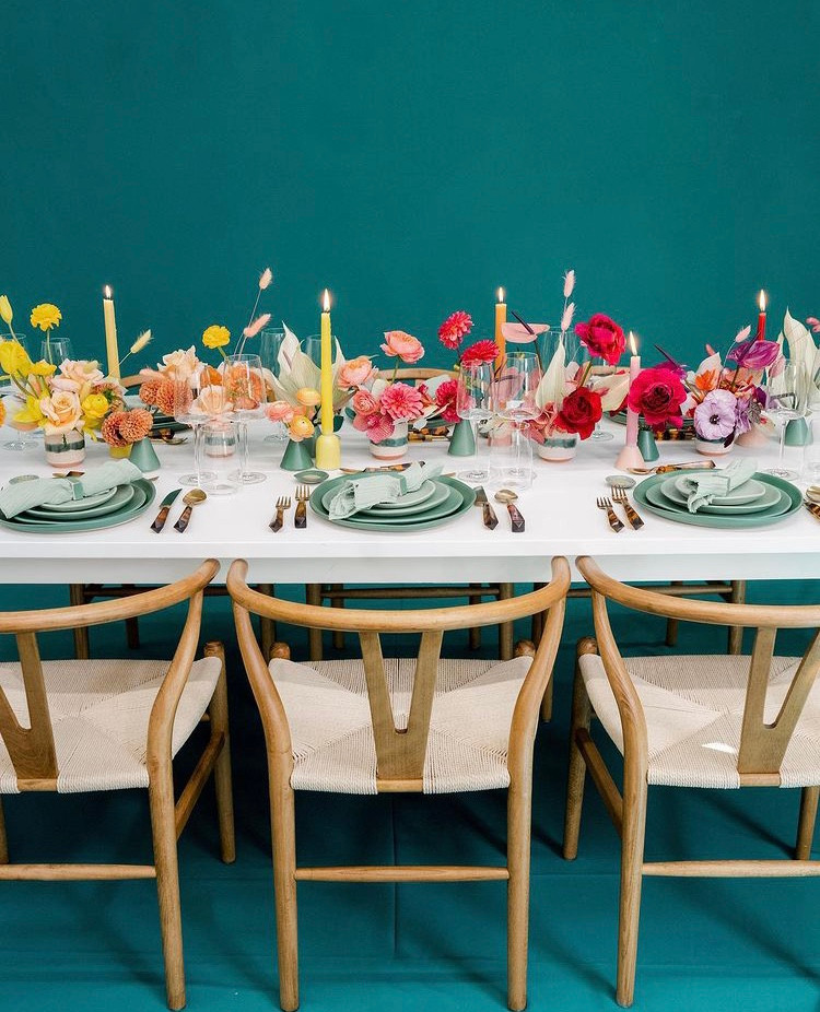 sustainable wedding rentals
