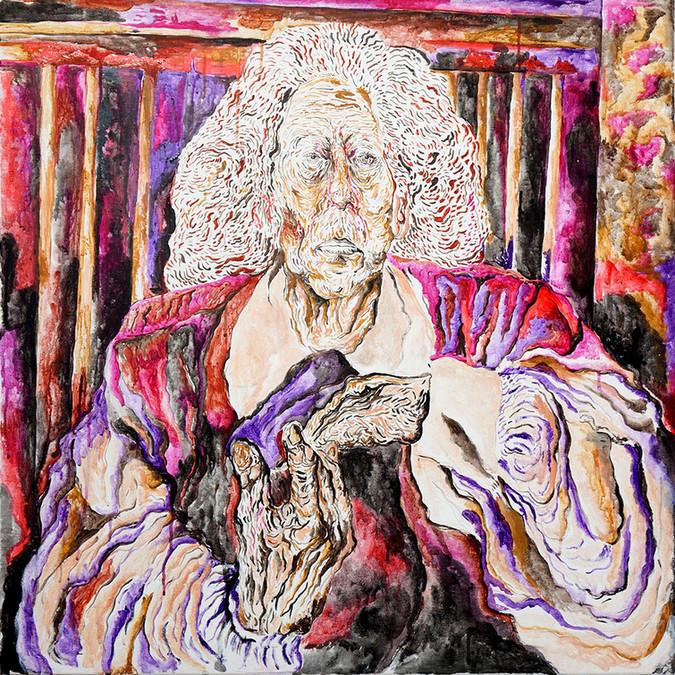 Judge (2010) Acrylic on Canvas