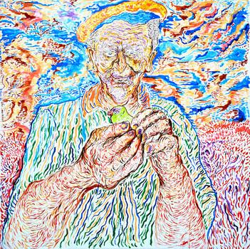 Franz (2009) Acrylic on Canvas