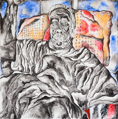 Othello 2011 Acrylic on Canvas
