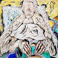Arist's Mother (2010) Acrylic on Canvas