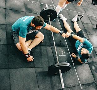 Partner Training Gruppen Training Personal Training