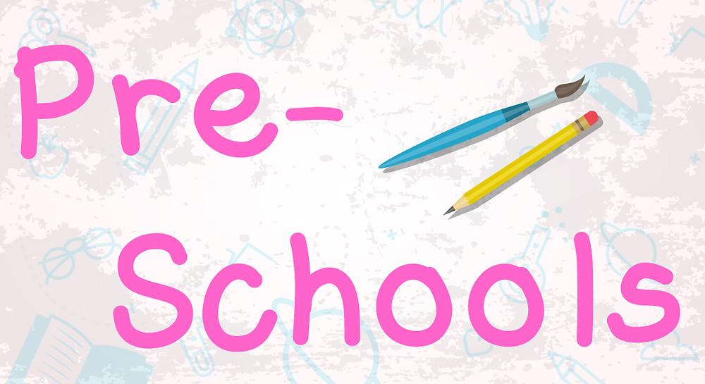 Content Creation ideas for preschools