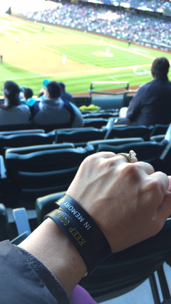 JPF Keep Going Seattle Mariners