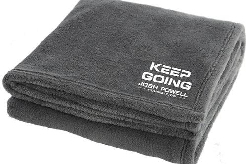 KEEP GOING Blanket