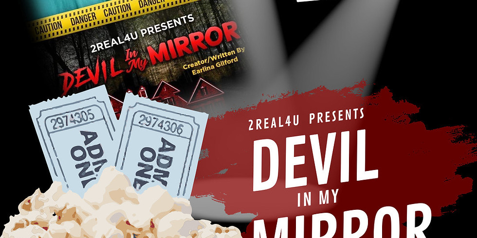 BlessHands4U presents 2Real4U Episode 2 The Devil In My Mirror