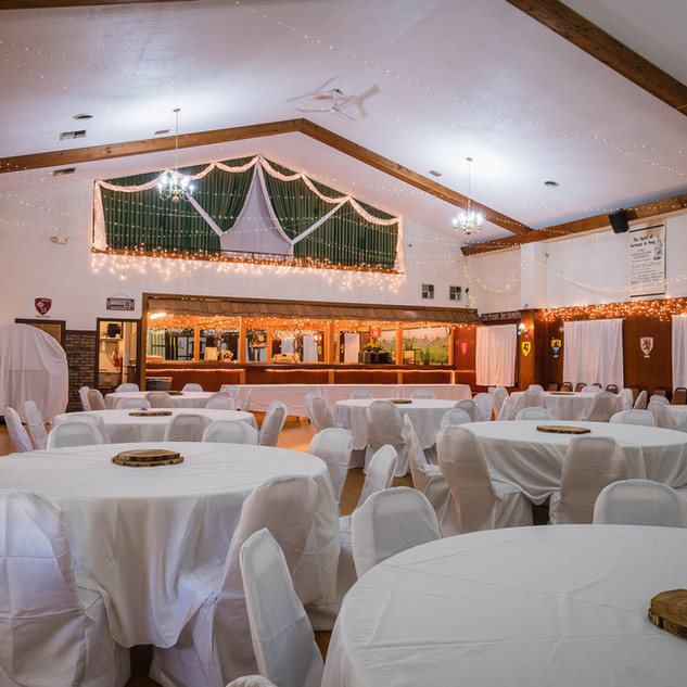 reception ballroom