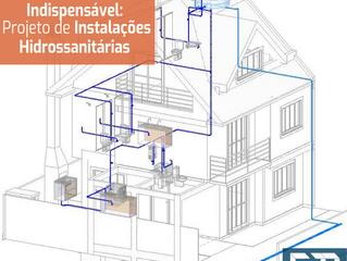 Instalações Hidrossanitárias: Projeto Indispensável
