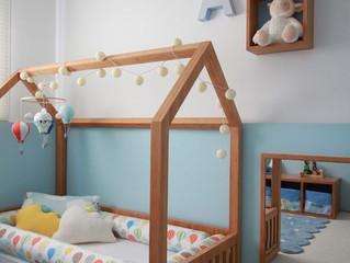 3 coisas que você precisa saber ao decorar o quarto do seu filho