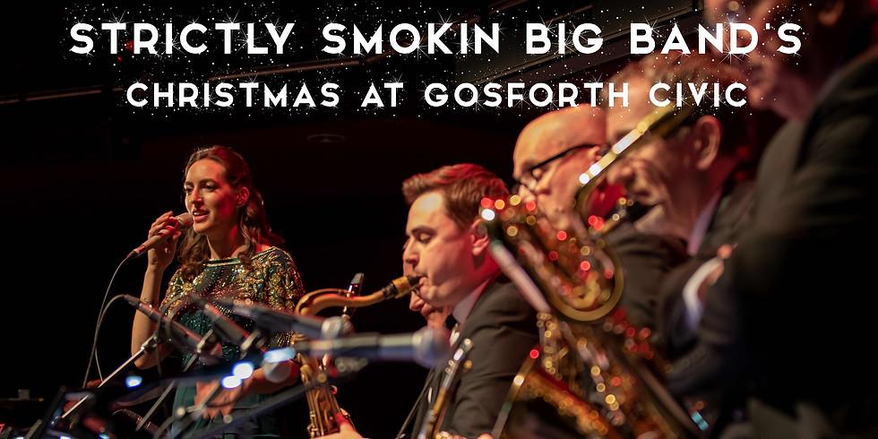 Christmas at GCT with Strictly Smokin' Big Band