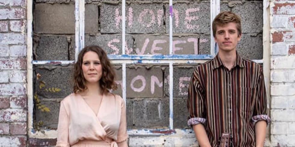 Janice Burns & Jon Doran: Live in the GCT Garden