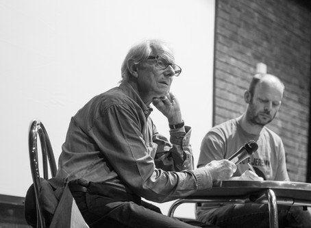 Invoking the Spirit of '45: When Ken Loach helped launch Gosforth Civic Theatre
