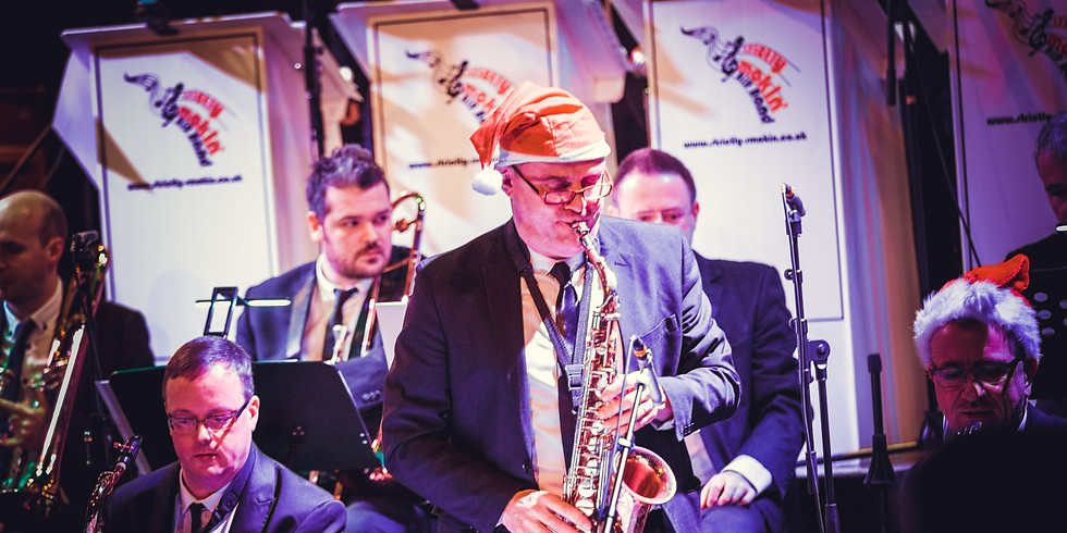 SOLD OUT Christmas at GCT with Strictly Smokin Big Band 2019