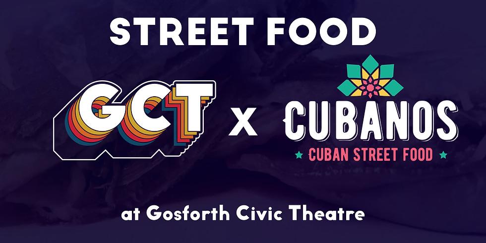 Street Food at GCT with Cubanos