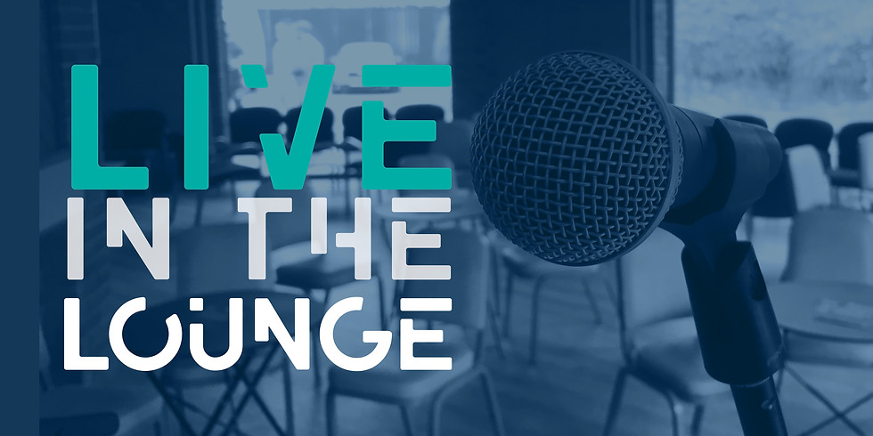 Live in the Lounge: Rupert Hughes & Kate Locksley + Wilf Stone