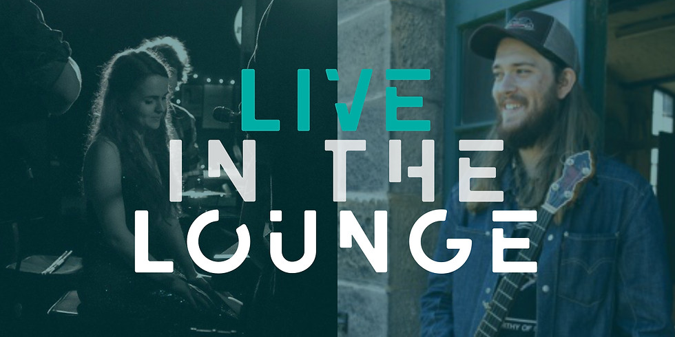 Live in the Lounge presents Bertie Armstrong & Jenny Lascelles