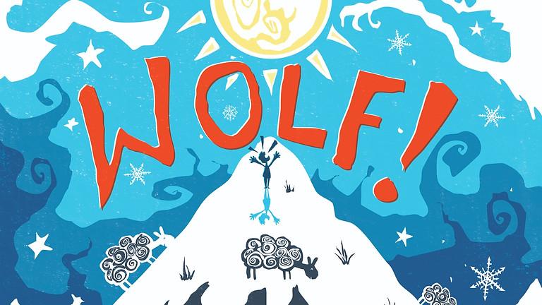 Kitchen Zoo presents Wolf!