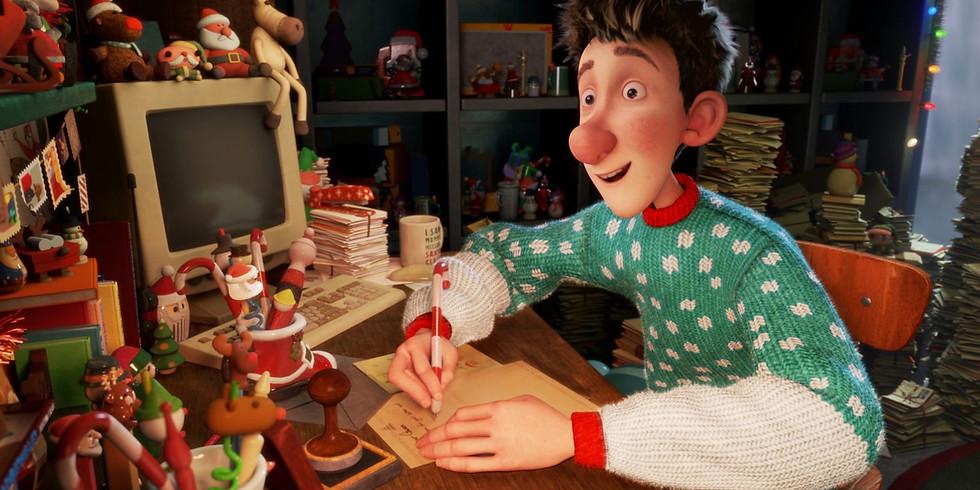 Film Screening: Arthur Christmas (U)
