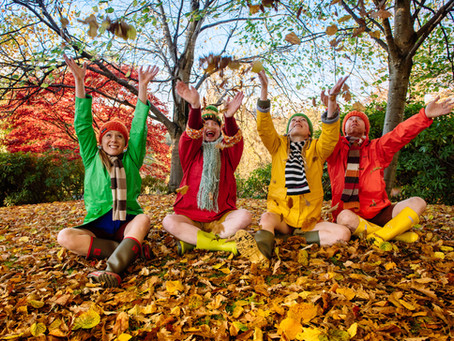 Four Go Wild in Wellies uses Dance to Explore Friendships this February Half Term