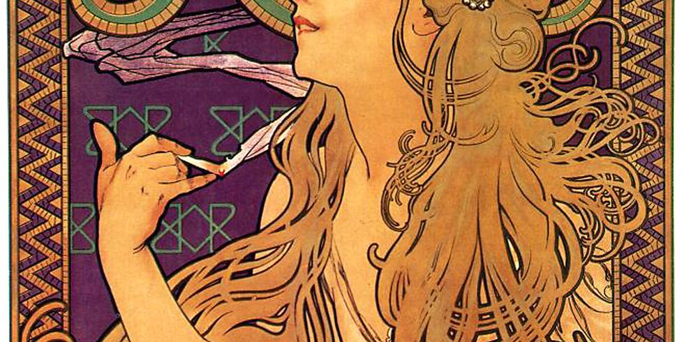 Talking Art with Judith Stevenson: Art Nouveau