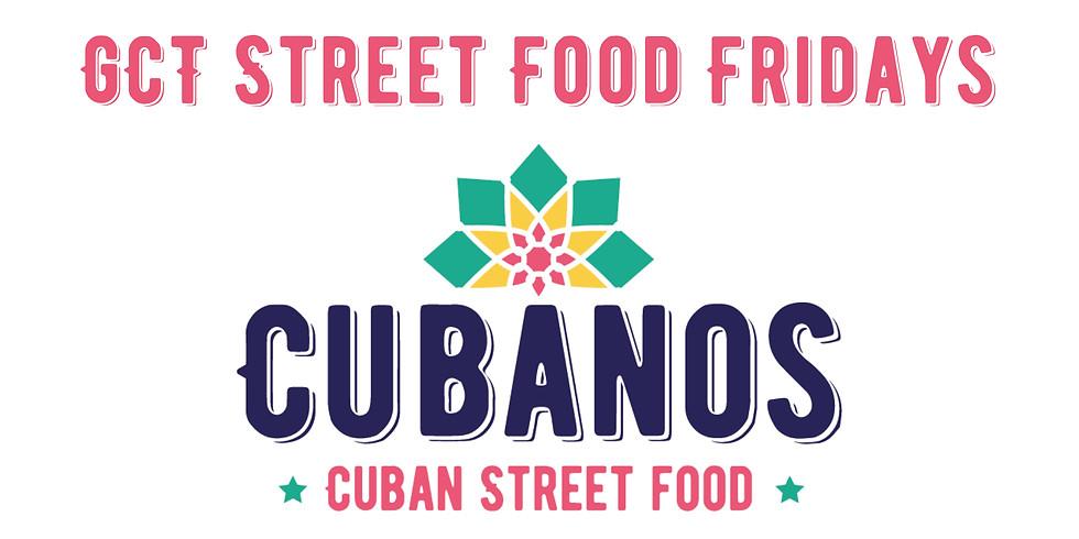 GCT Street Food Fridays: Cubanos