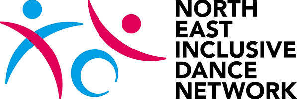North East Inclusive Dance Network Logo