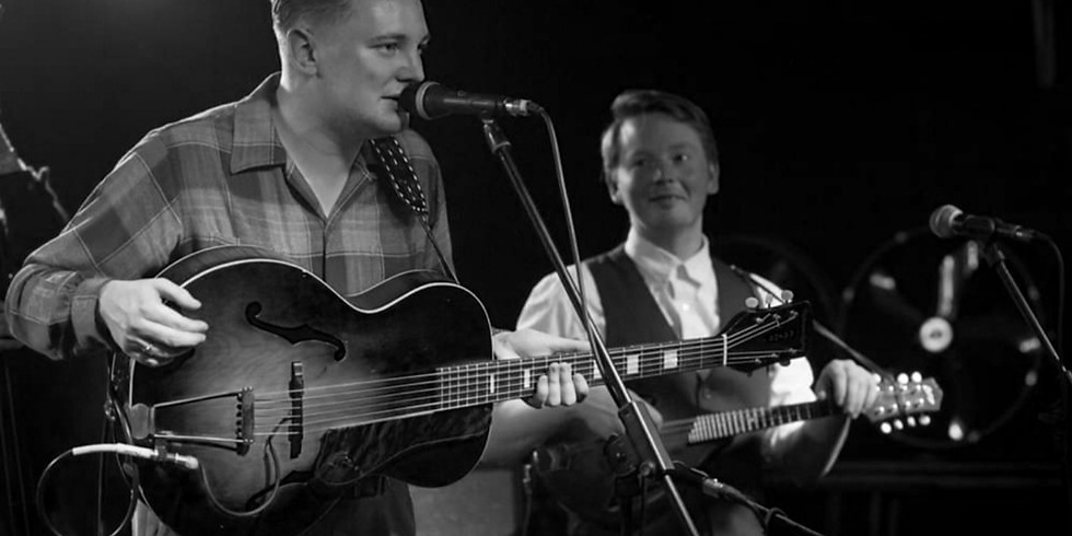 Rob Heron & Tom Cronin: Live in the GCT Garden
