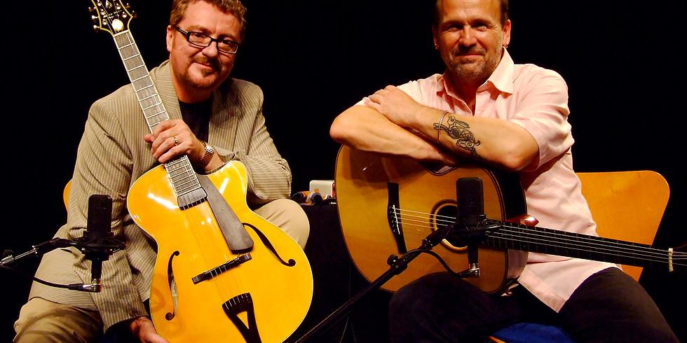 Martin Taylor + Martin Simpson