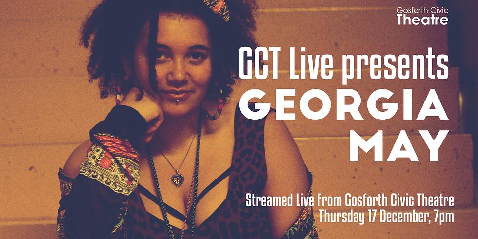 GCT Live presents: Georgia May