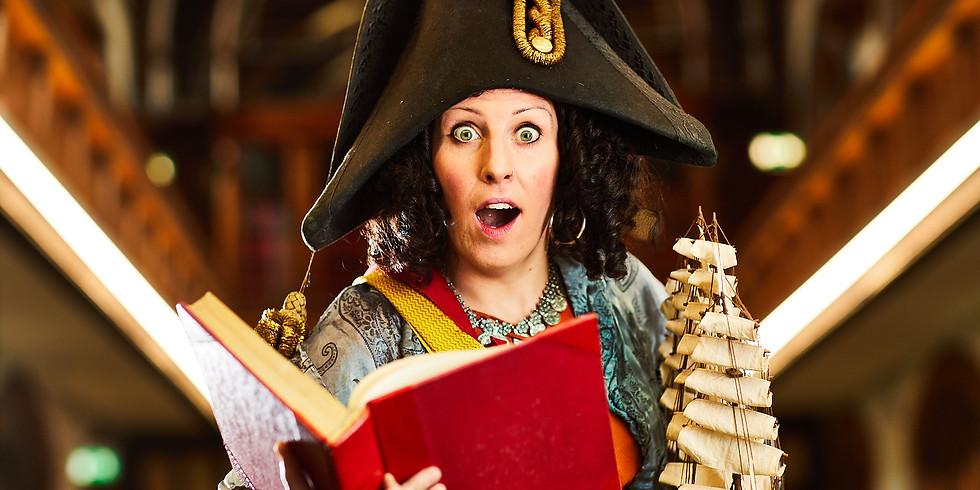 Fidget Stories – Pirate Bonnie