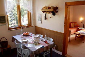 Holiday House Diningroom