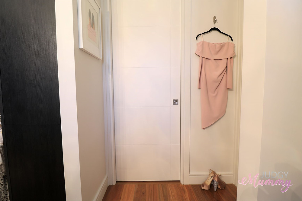 his and hers walk in robe organisation - nina belle, judgy mummy