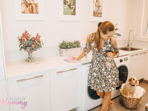 Nina's top 10 spring cleaning tips