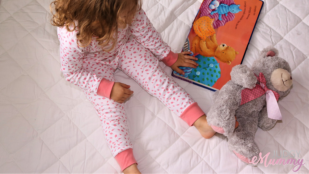 Niovi Organics sleepwear for children
