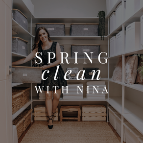Announcing: Spring Clean With Nina