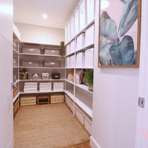 Inside my linen cupboard (part 1)