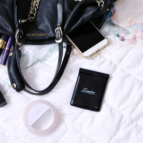 Unboxing: Glow Pro Selfie Ring Light and Lumiere Compact Mirror