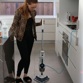 Steam your way to a cleaner home