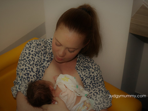 My beautiful breastfeeding journey: the highs and the lows