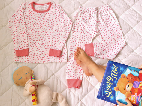 Organic cotton sleepwear for babies and children that doesn't cost the earth