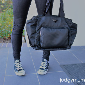 9 tips to help you choose the perfect baby bag