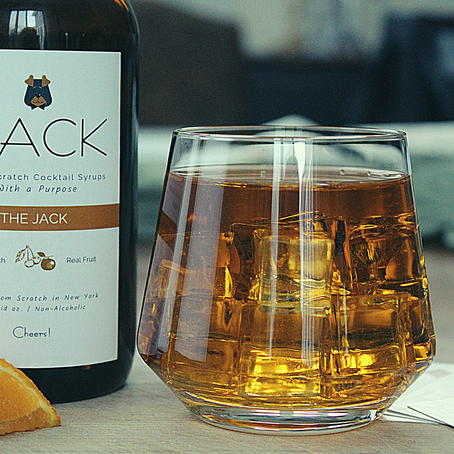 The JACK Old Fashioned