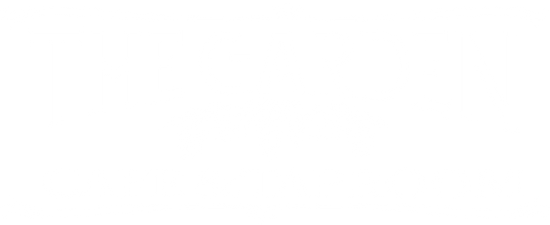 garden taproom and cafe logo with text a